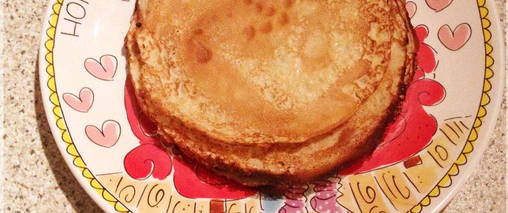 Spelt Pannenkoeken gemakkelijk en snel maken!