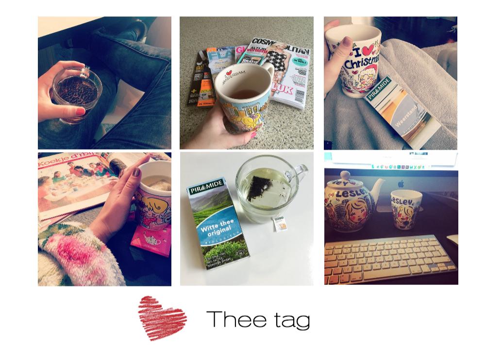 Theeleuten voor gevorderden|It's a Tea-tag!