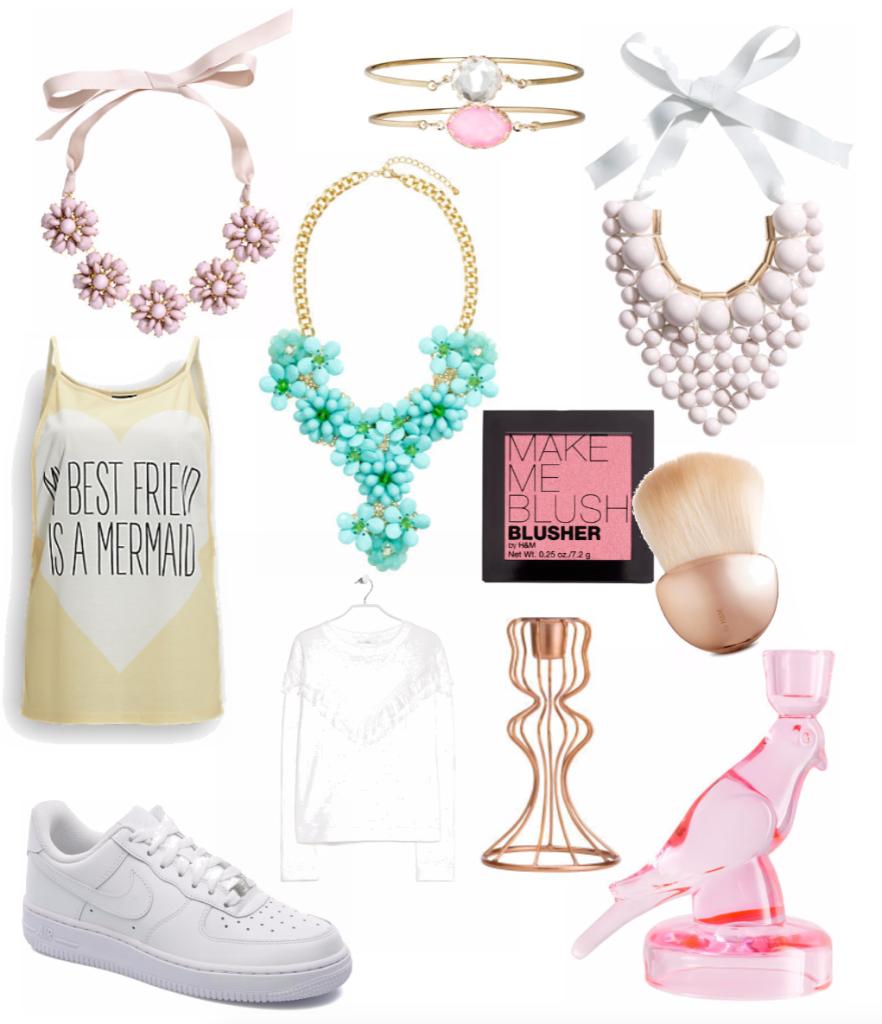 Mijn wishlist voor de National Glamour day | Shoppen met korting!