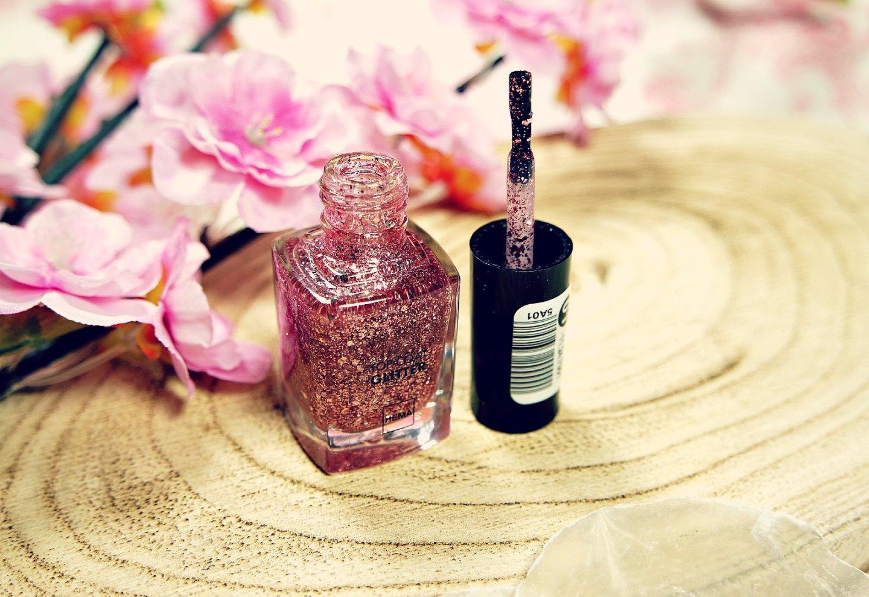 Glitter nagellak van Hema | Review