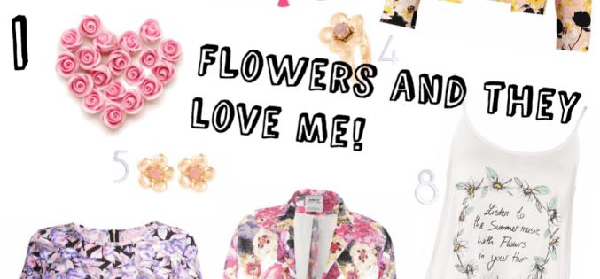 De bloemenprint | Maandag collagedag