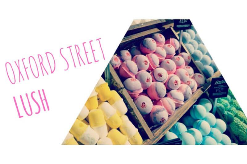 Lush Londen | Dé winkel die je moet bezoeken als je in Londen bent!