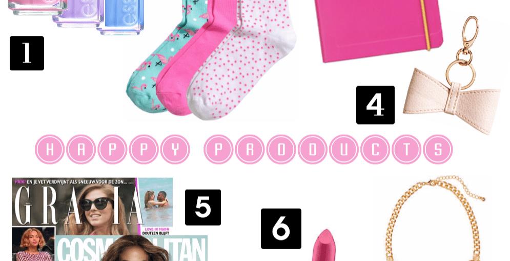 De 7 dingen die ik nooit kan laten liggen tijdens het shoppen | Maandag collagedag