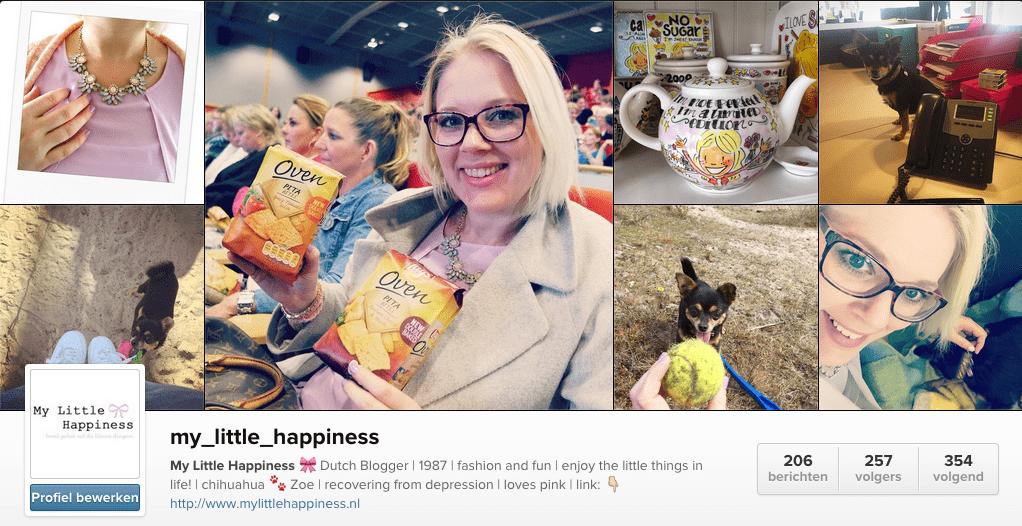 6 maanden Instagram, tijd voor de Instagram Tag!