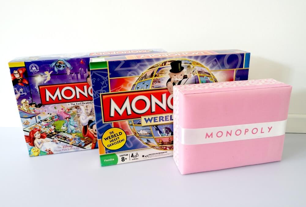 monopoly verzameling