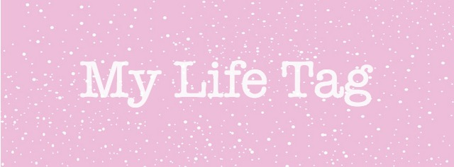 My Life tag