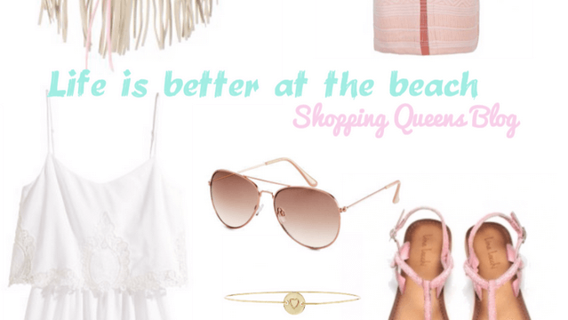 Outfit inspiratie | Life is better at the beach | Shopping Queens B.L.O.G.