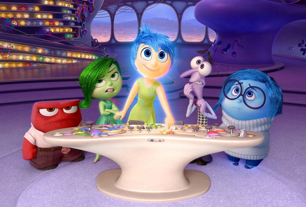 3 dingen die je kunt leren van de Disney Film Inside Out / Binnenstebuiten