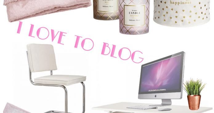 Blogkamer inspiratie | Maandag Collagedag