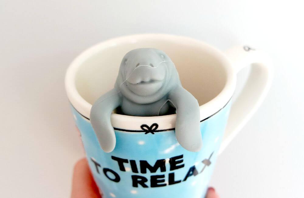 De 7 leukste/gekste dieren thee infusers