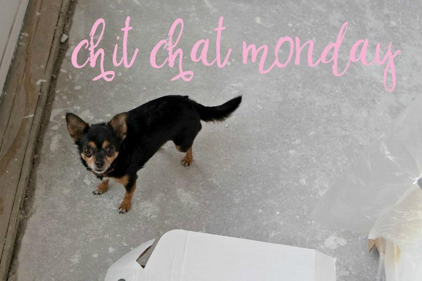Maandag chit chat | Persoonlijk update