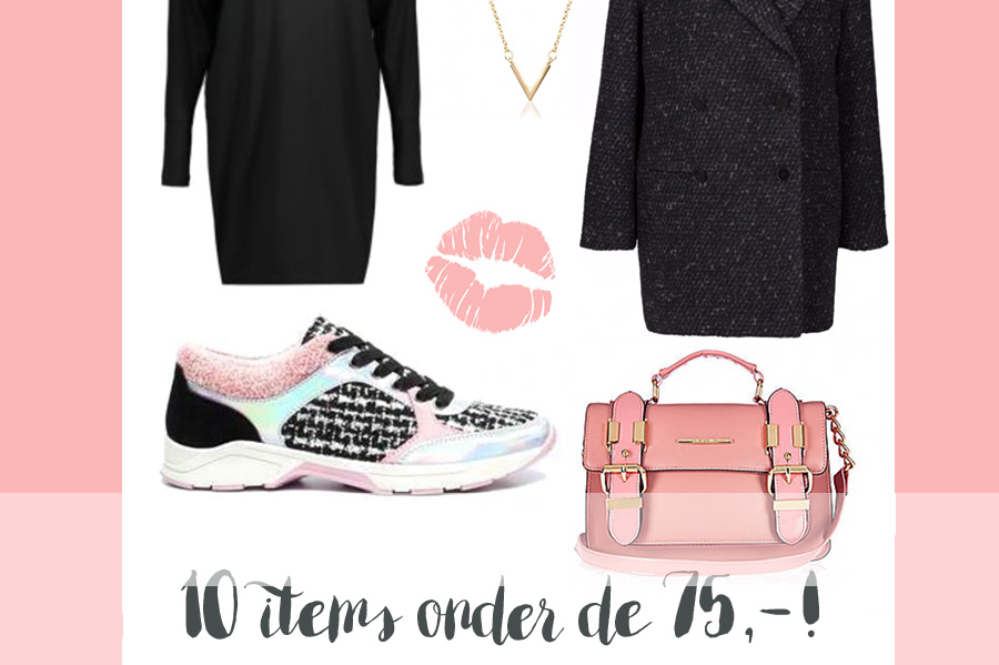 Fashion inspiratie: tien items onder de € 75,-