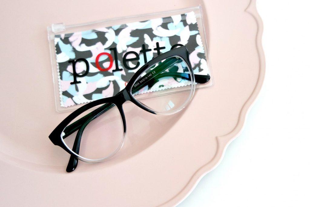 Nieuwe bril van Polette