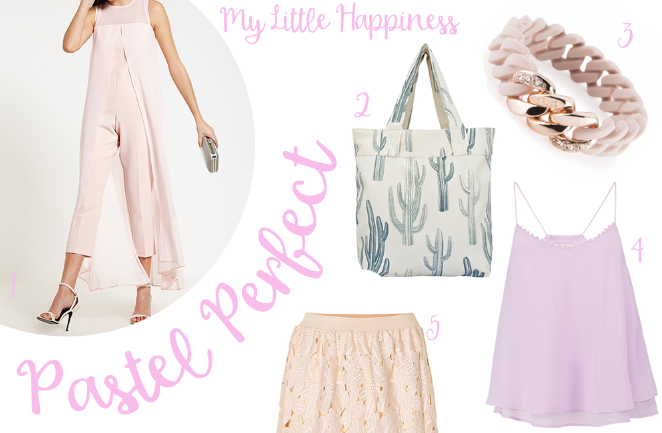 Outfit inspiratie | Pastel perfect