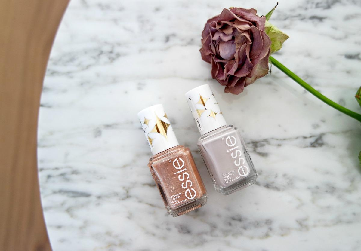 Review Essie Sequin Sash | Essie Cabana Boy