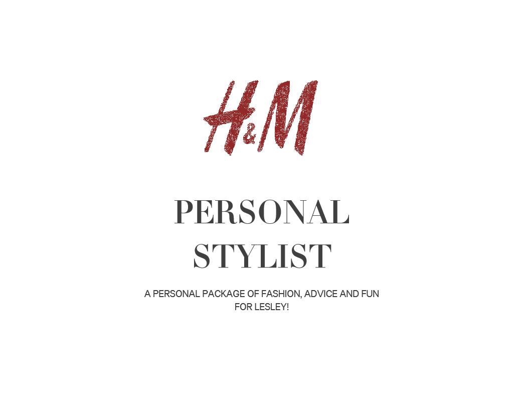 Personal Stylist H&M | Hoe werkt het, mijn ervaring & review!