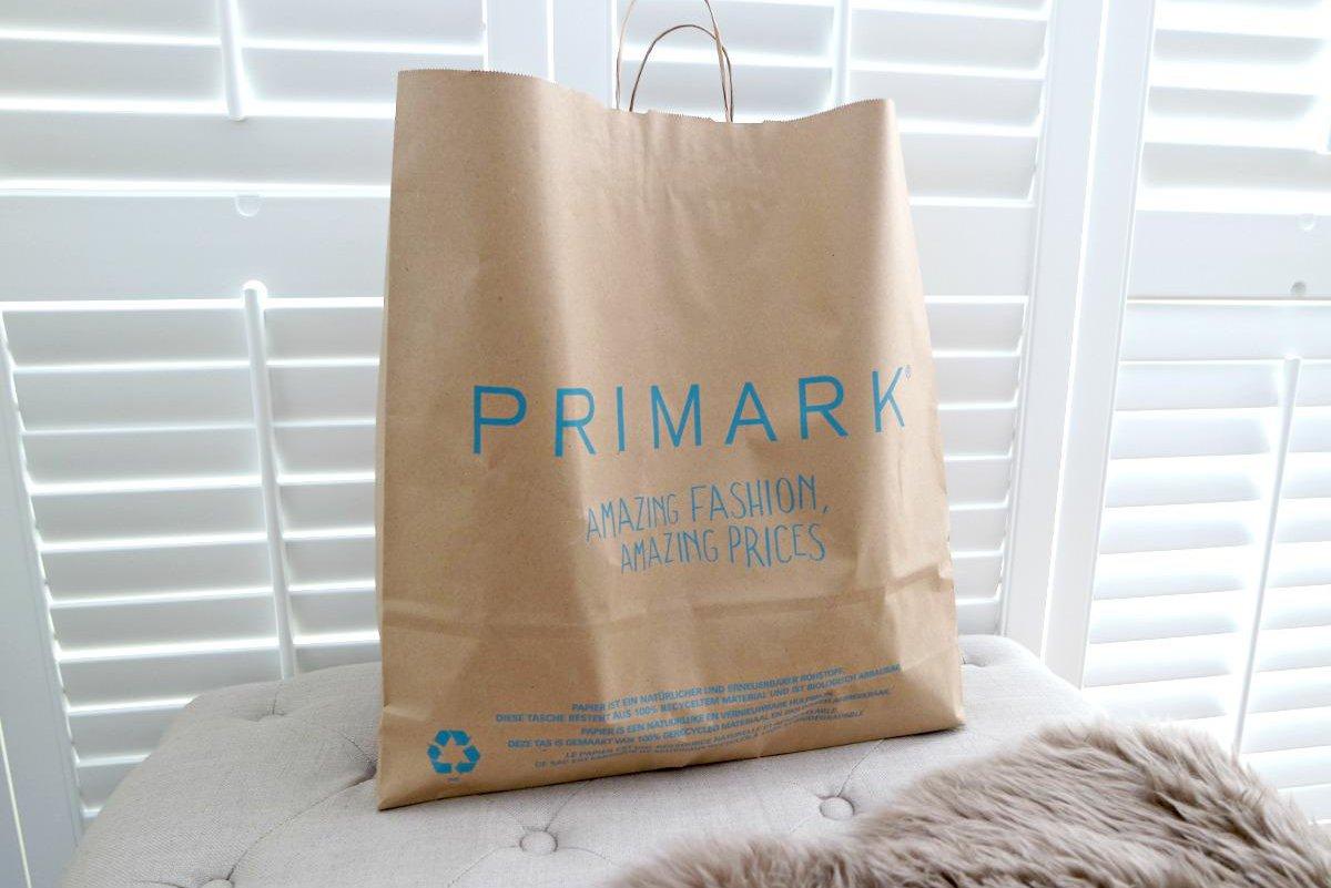 Shoplog Primark juni 2016!