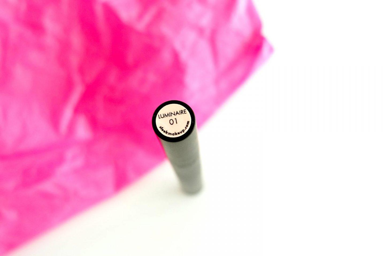 Luminaire Highlighting concealer van Sleek
