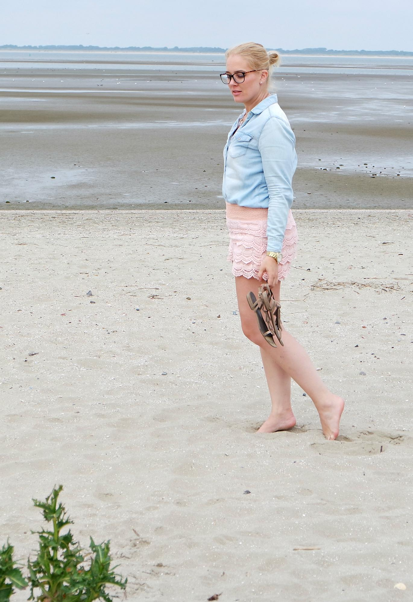Outfit Pastels at the Beach | 2.0