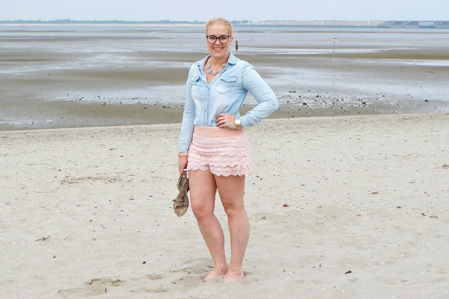 Outfit Pastels at the Beach | 3.0