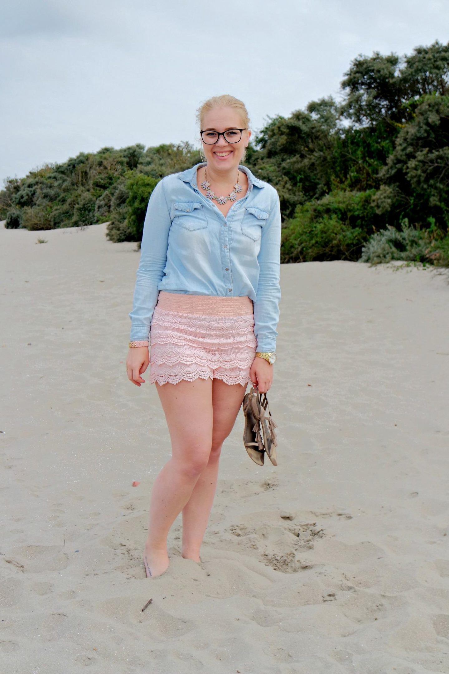 Outfit | Pastels at the Beach | 4.0