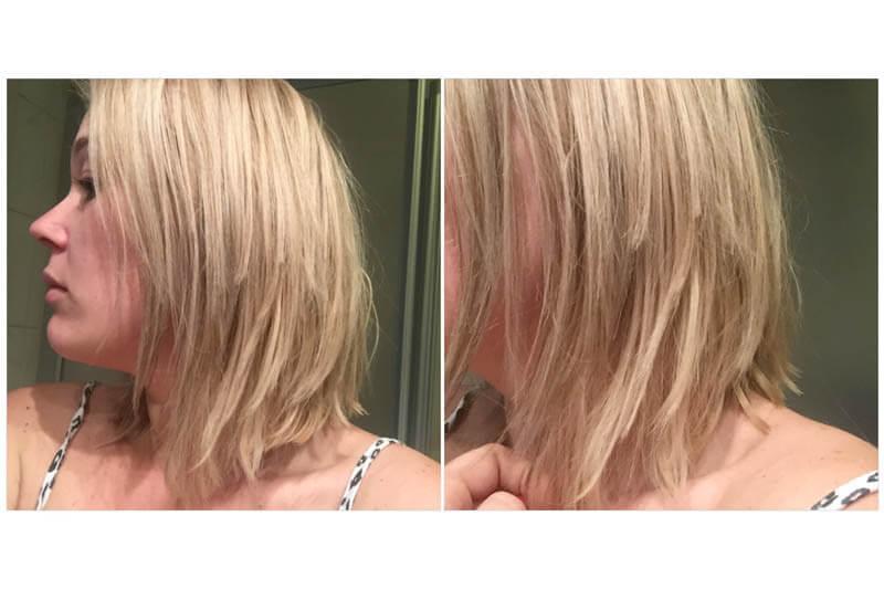 HELP de kapper heeft mijn haar verknipt | Terug gaan naar de kapper