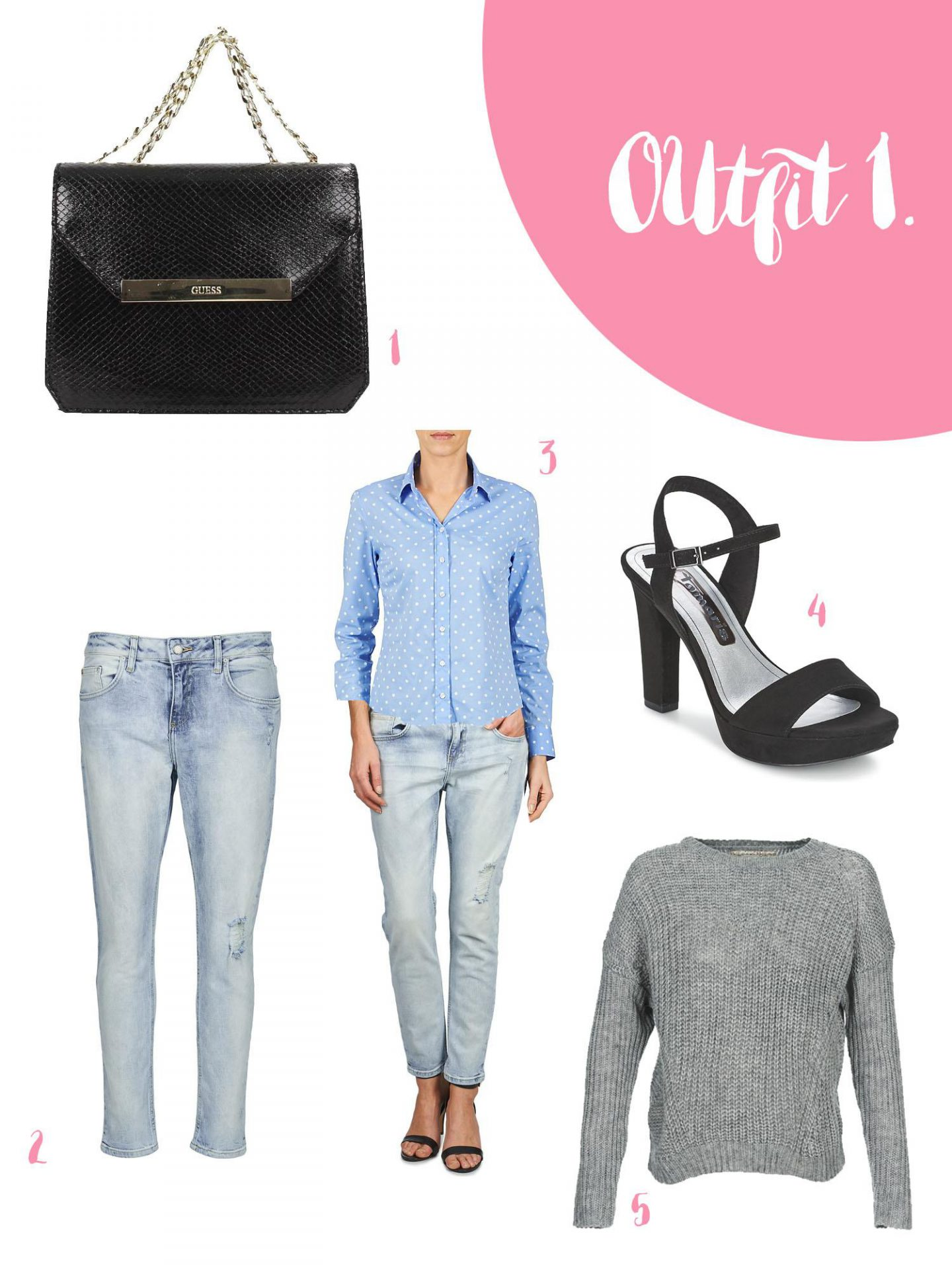 Outfit 1 - outfit inspiratie sale spartoo