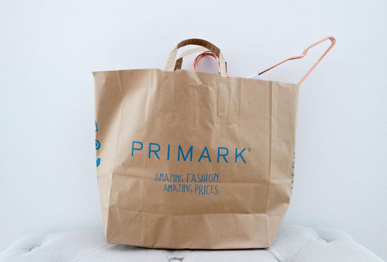 Primark Shoplog augustus 2016
