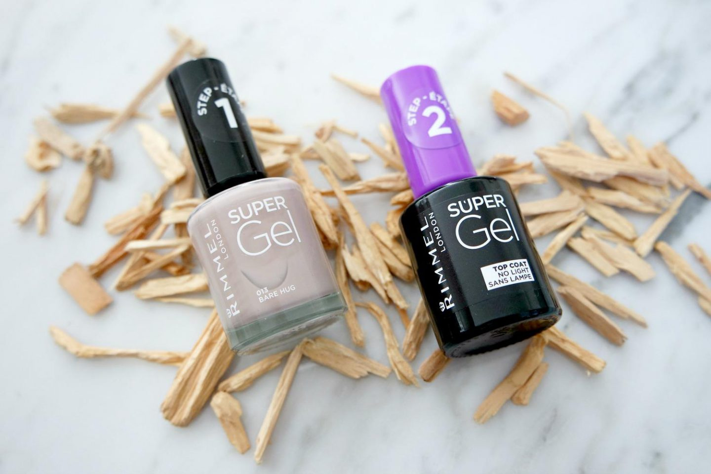 Review | Rimmel Londen Super Gel nagellak Bare Hug