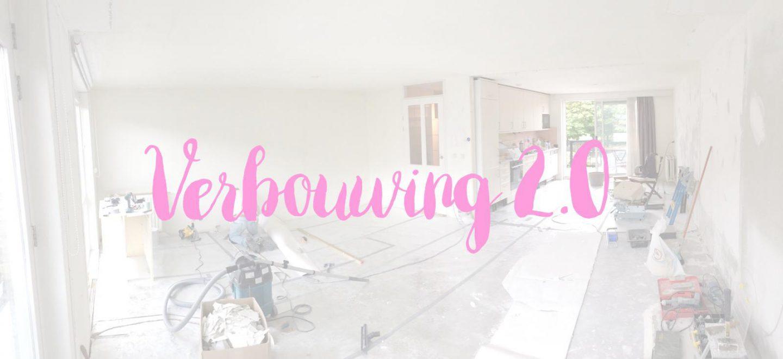 Verbouwing 2.0 | De benedenverdieping aka blogkamer, washok en gang