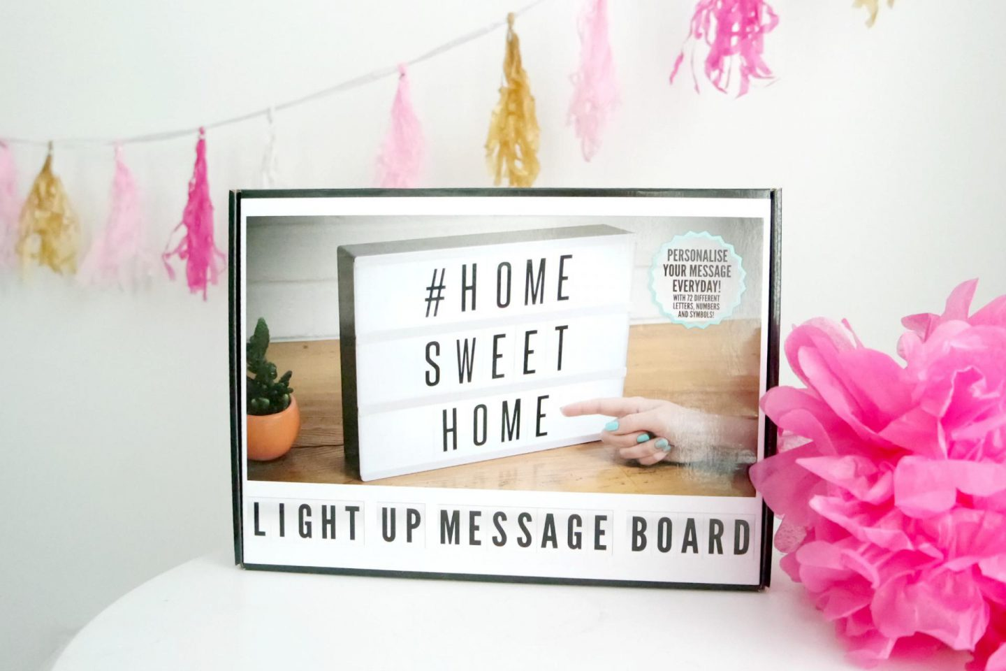 light-up-message-board