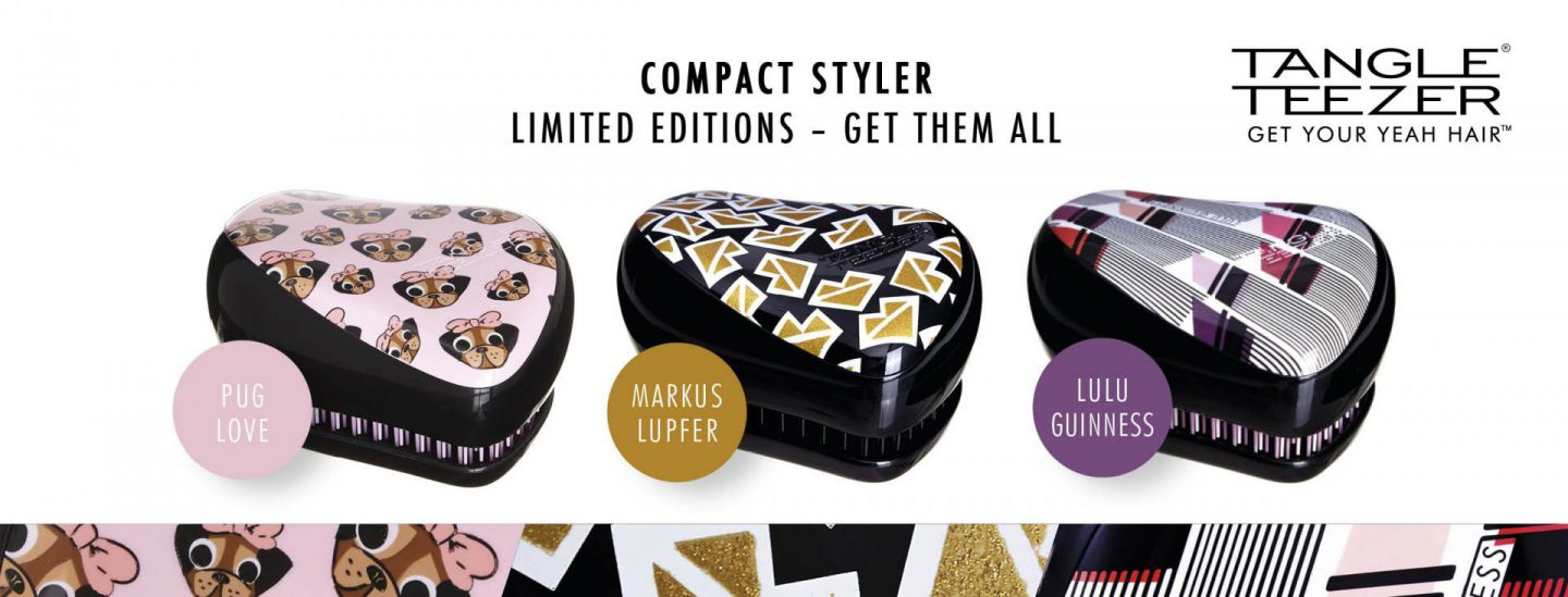 Limited editions Tangle Teezer Compact