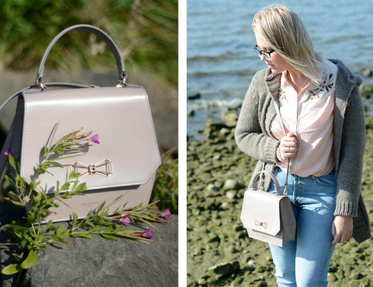 Outfit Statement bag Ted Baker van Duifhuizen