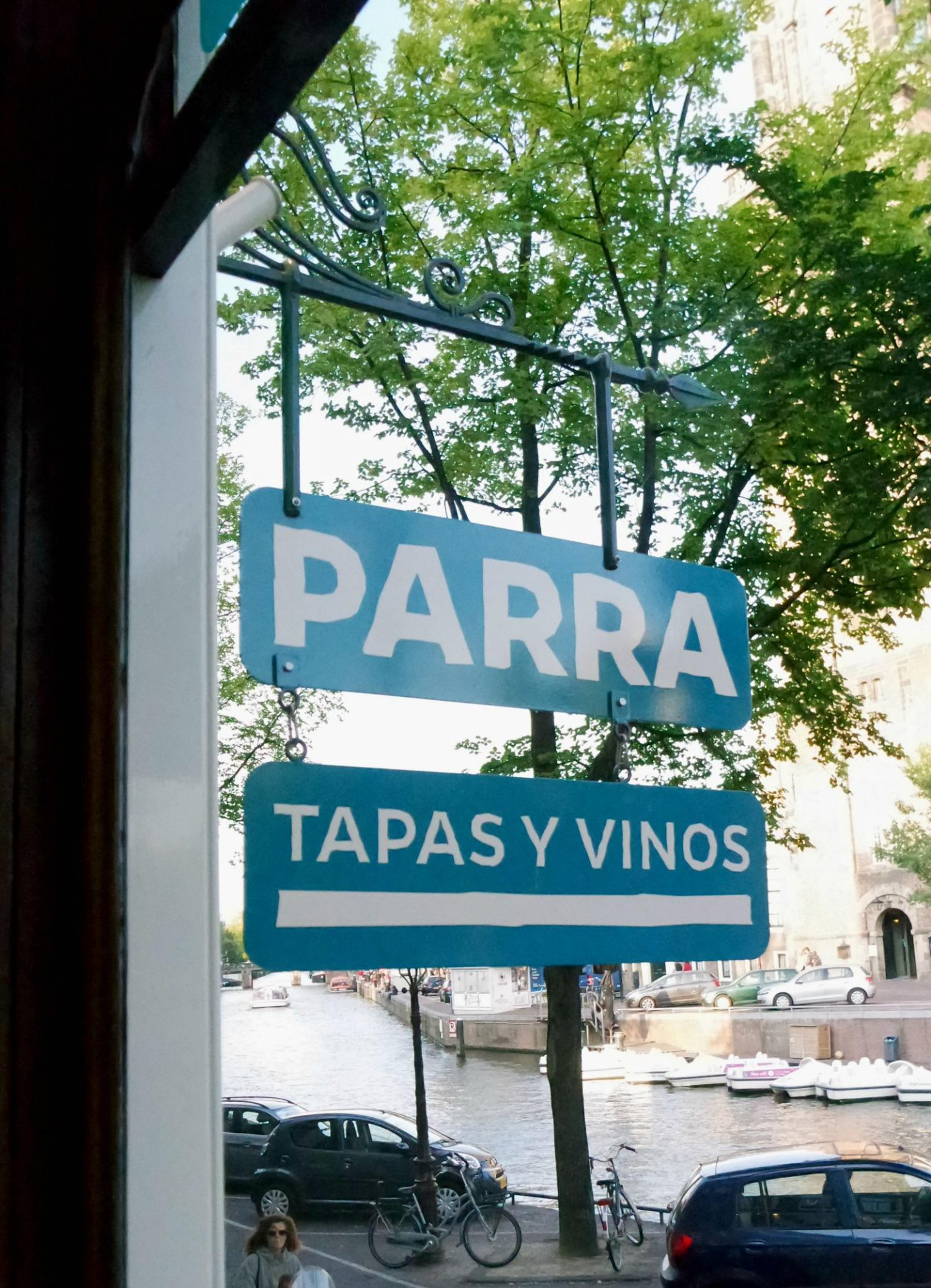 Restaurant Parra Amsterdam