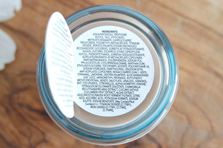 Rimmel Foundation Fresher Skin 100 ivory ingredienten