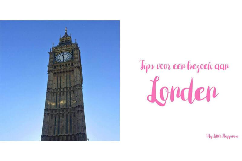 Tips voor een bezoek aan Londen