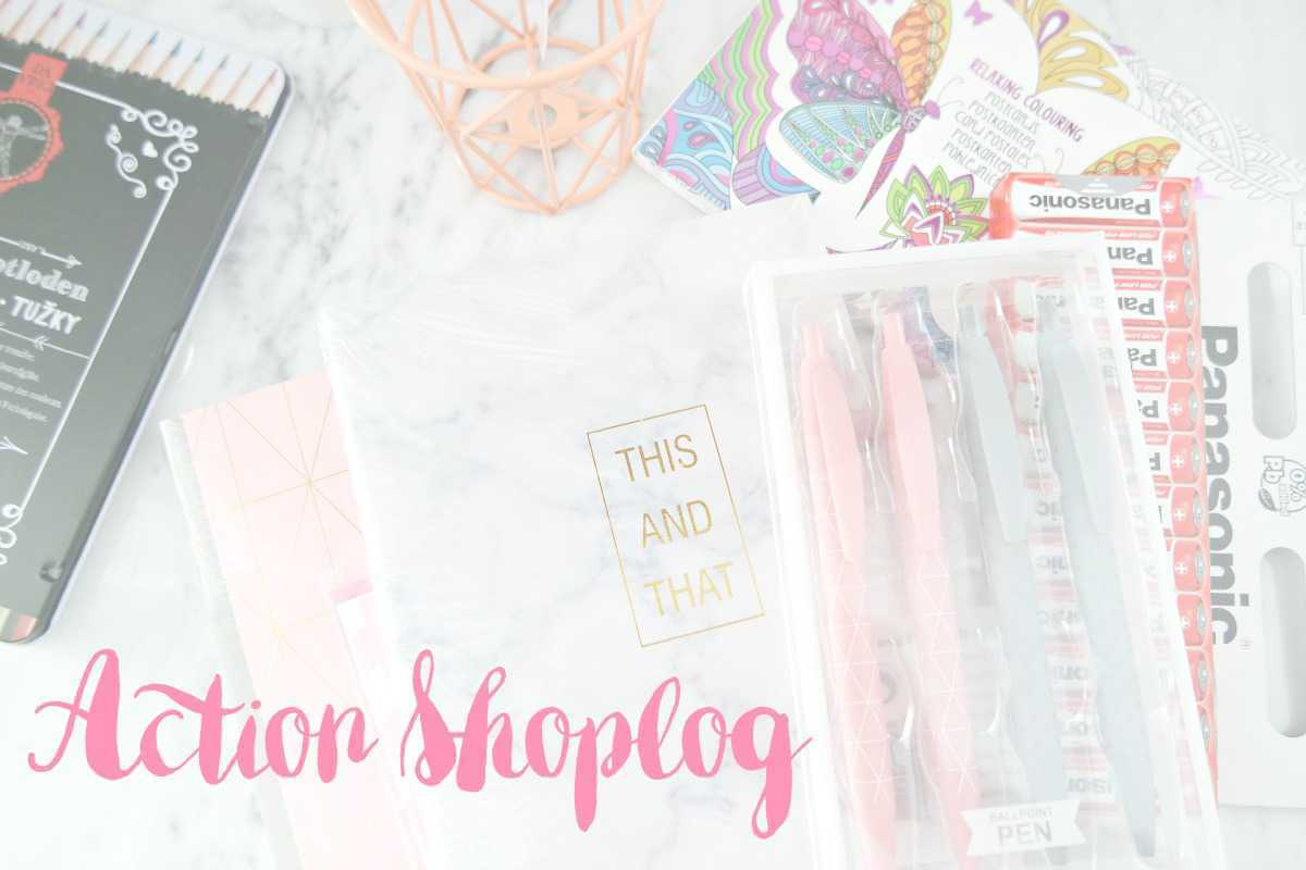 Shoplog Action 2017 | Stationary en creatief