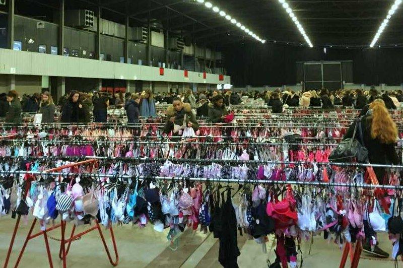 Hunkemoller fabrieksverkoop factorysale