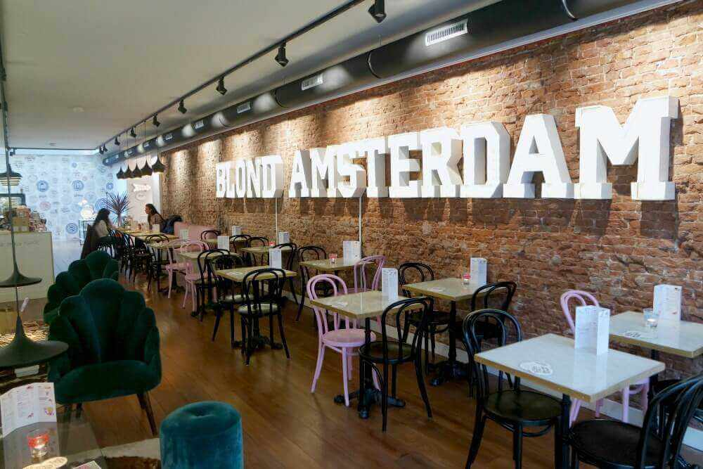Cafe Blond Amsterdam