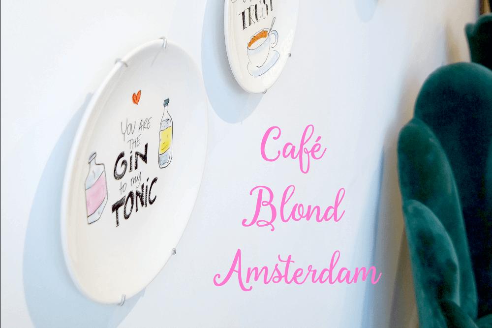Hotspot | Café Blond Amsterdam