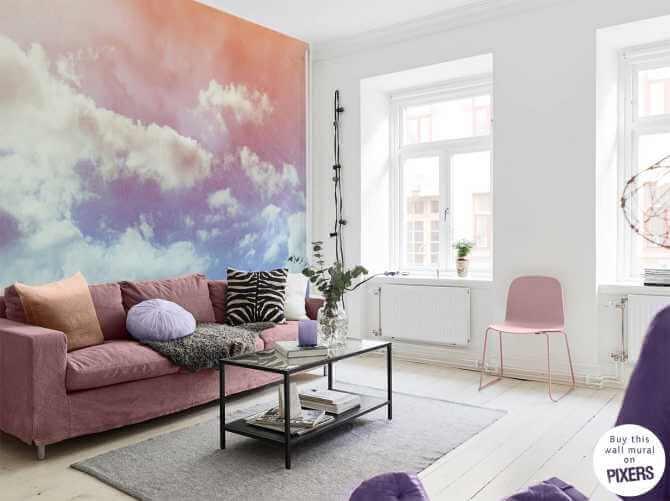 Geef je kamer een hele andere uitstraling met fotobehang!
