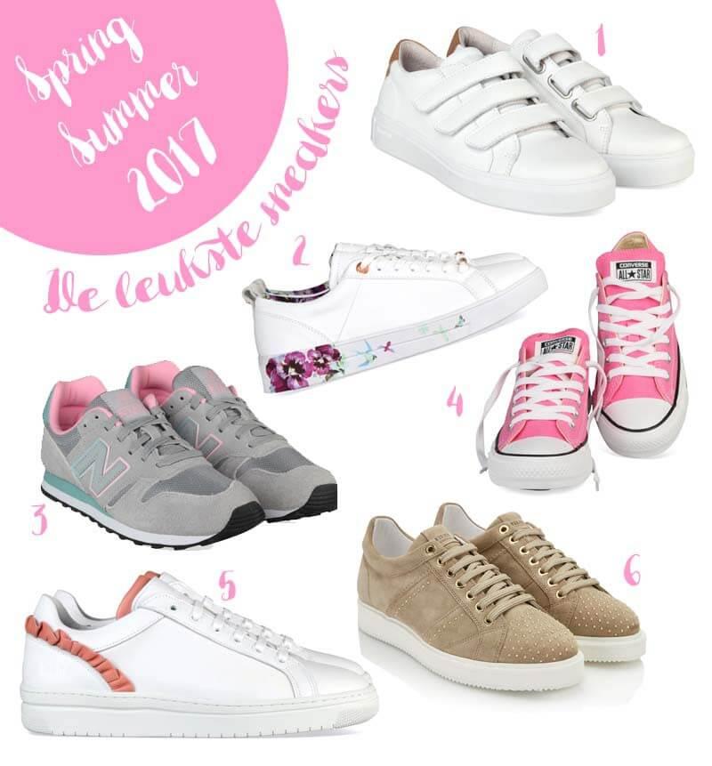 5b0bdc4194e33f De mooiste sneakers voor de lente/zomer 2017 | My Little Happiness