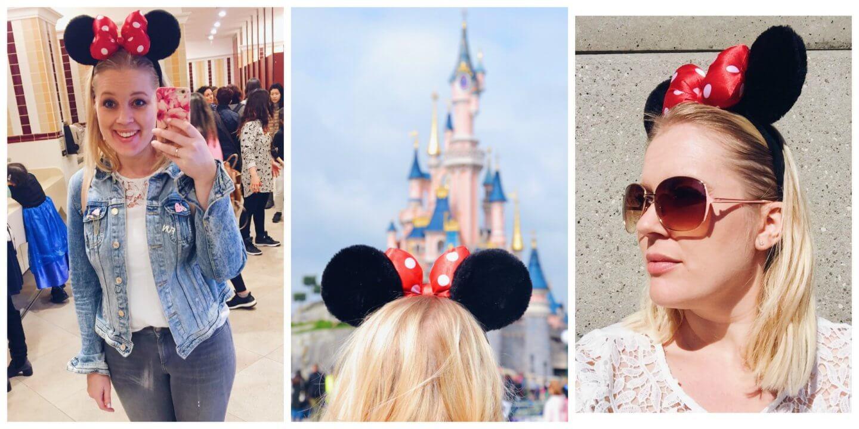 Disneyland shoplog Mickey oren