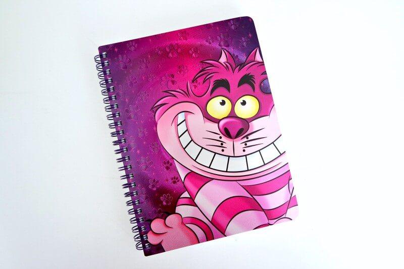 Notebook Chesh cat