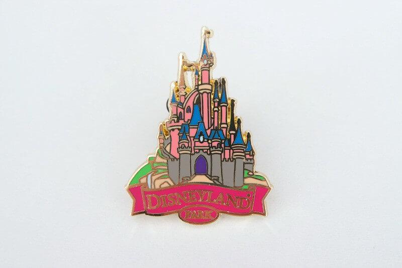 Disneyland shoplog Disney pin Disneyland