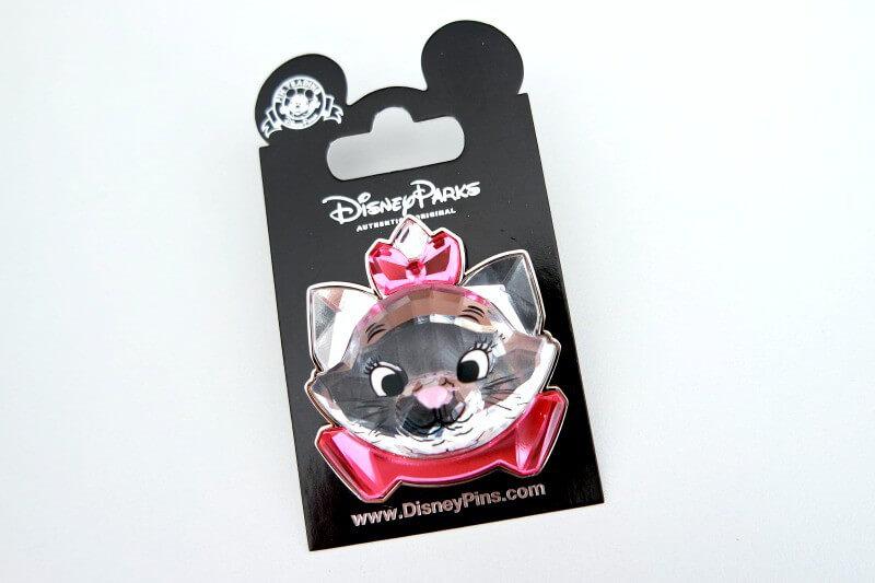 Disney Pin Marie