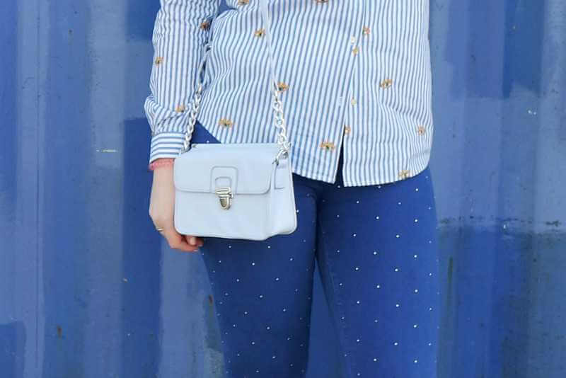 VT Mode Blouse Maison Scotch Button