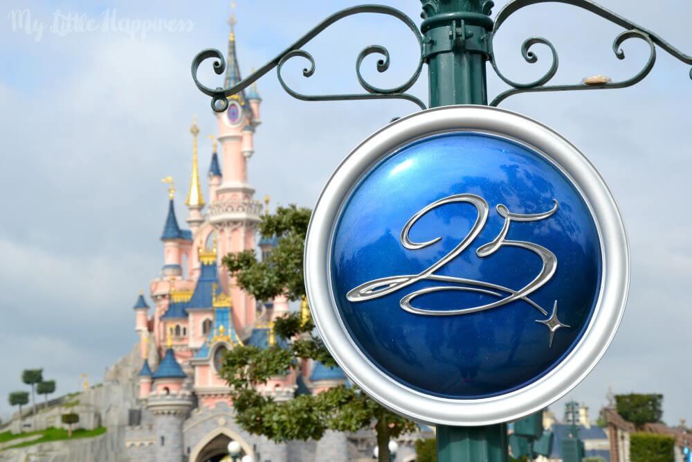 Disneyland 25 jaar