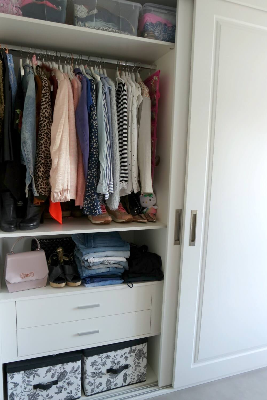 Slaapkamer garderobekast