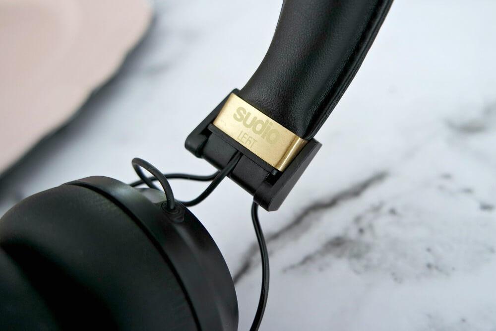 Sudio Regent, draadloze hoofdtelefoon